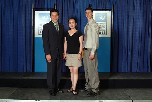 ISEF Winners 2005