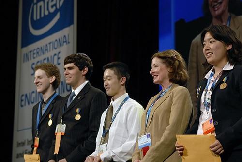 ISEF Winners 2007
