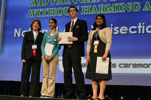 ISEF Winners 2008