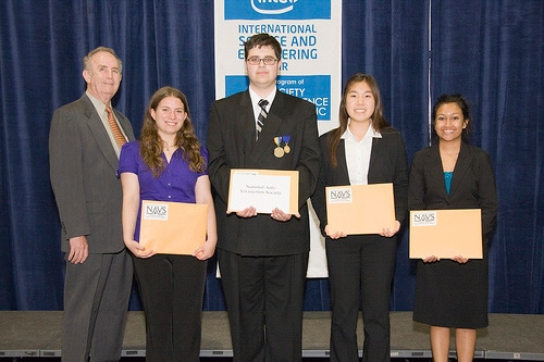 ISEF Winners 2009