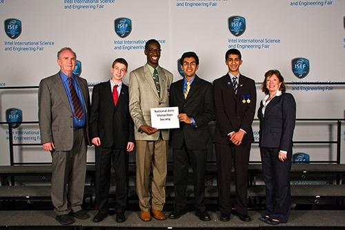ISEF Winners 2011