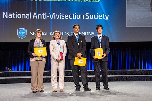 ISEF Winners 2012