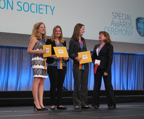 ISEF Winners 2013