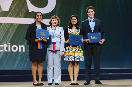 ISEF Winners 2016
